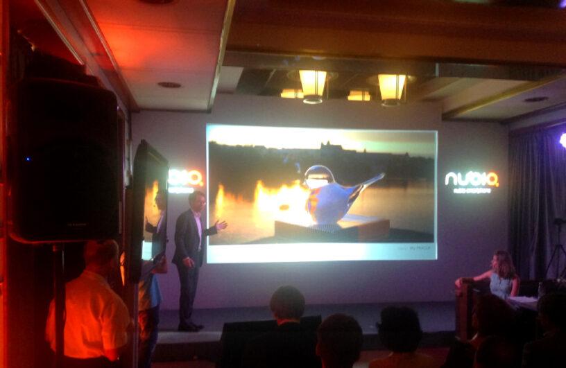Dnes představovala Nubia (což je značka patřící pod ZTE) nový telefon.